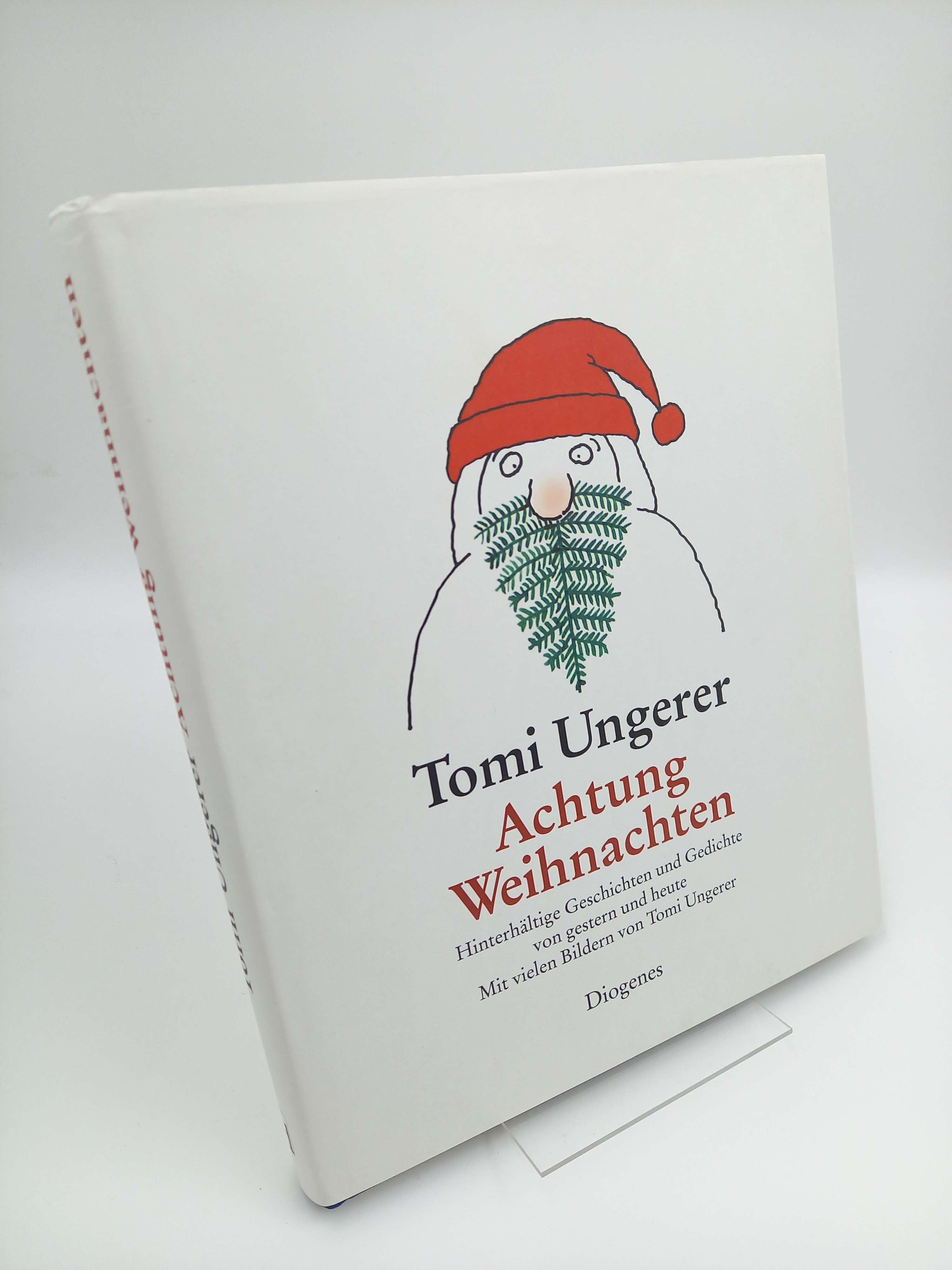 Ungerer, Tomi Achtung Weihnachten