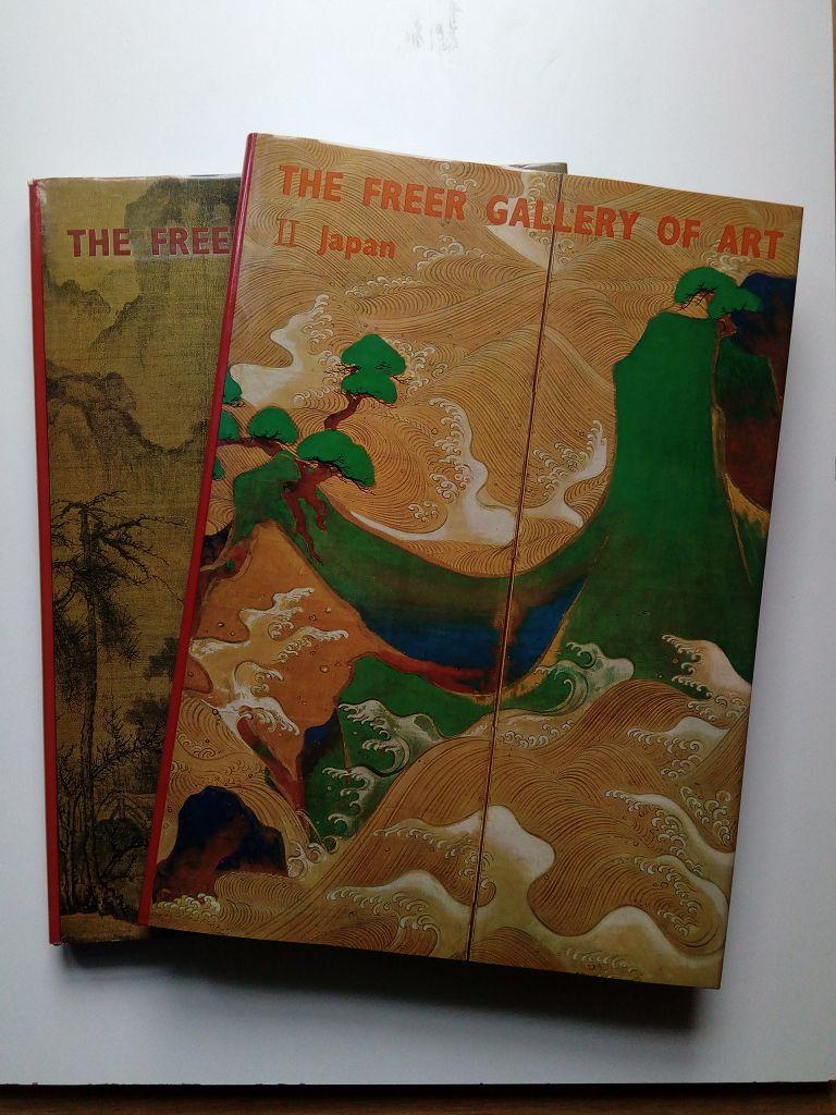 The Freer Gallery of Art; Volume I: China / Volume II: Japan (2 Bände komplett)