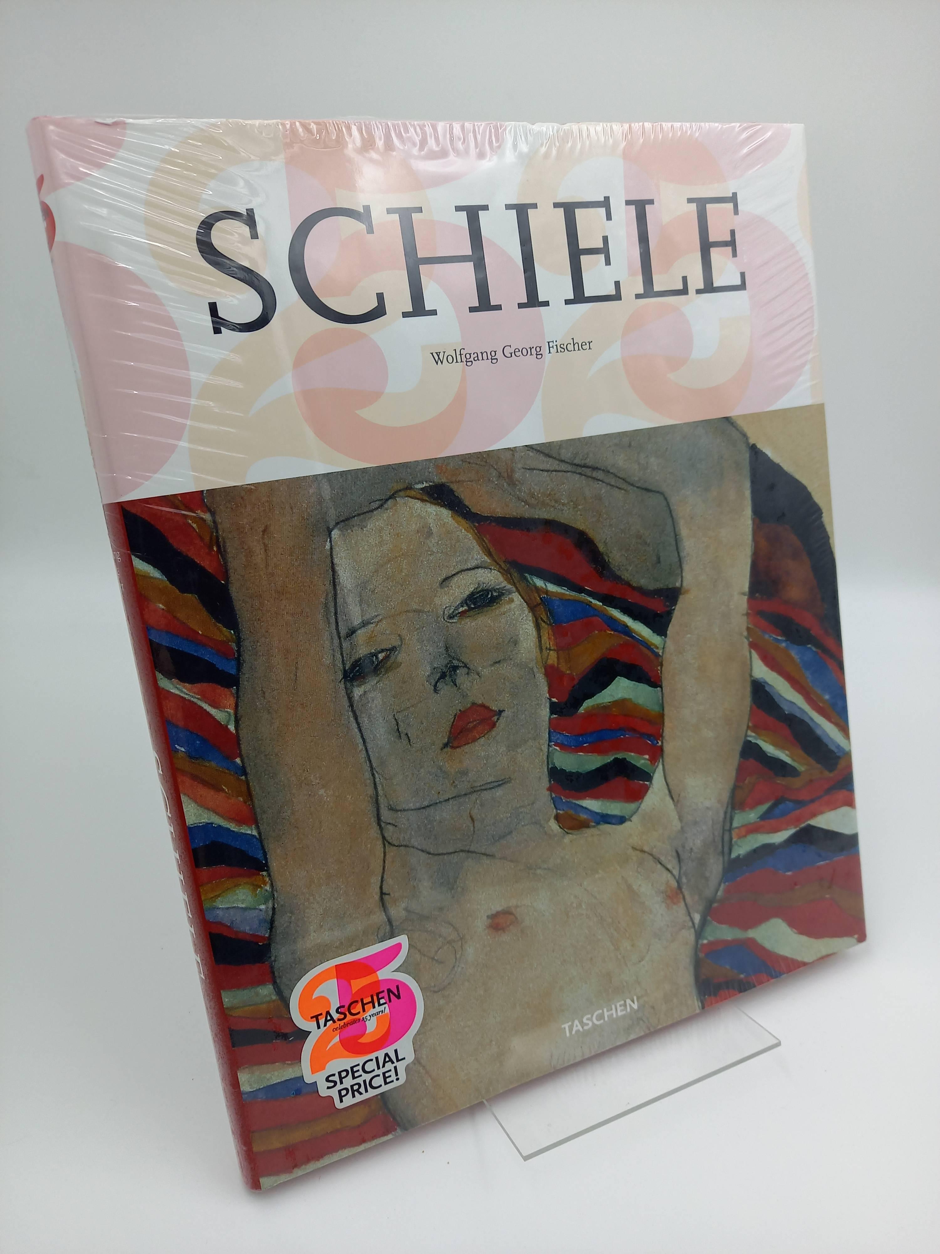 Schiele, Egon /// Wolfgang Georg Fischer Schiele (Italienische Ausgabe)
