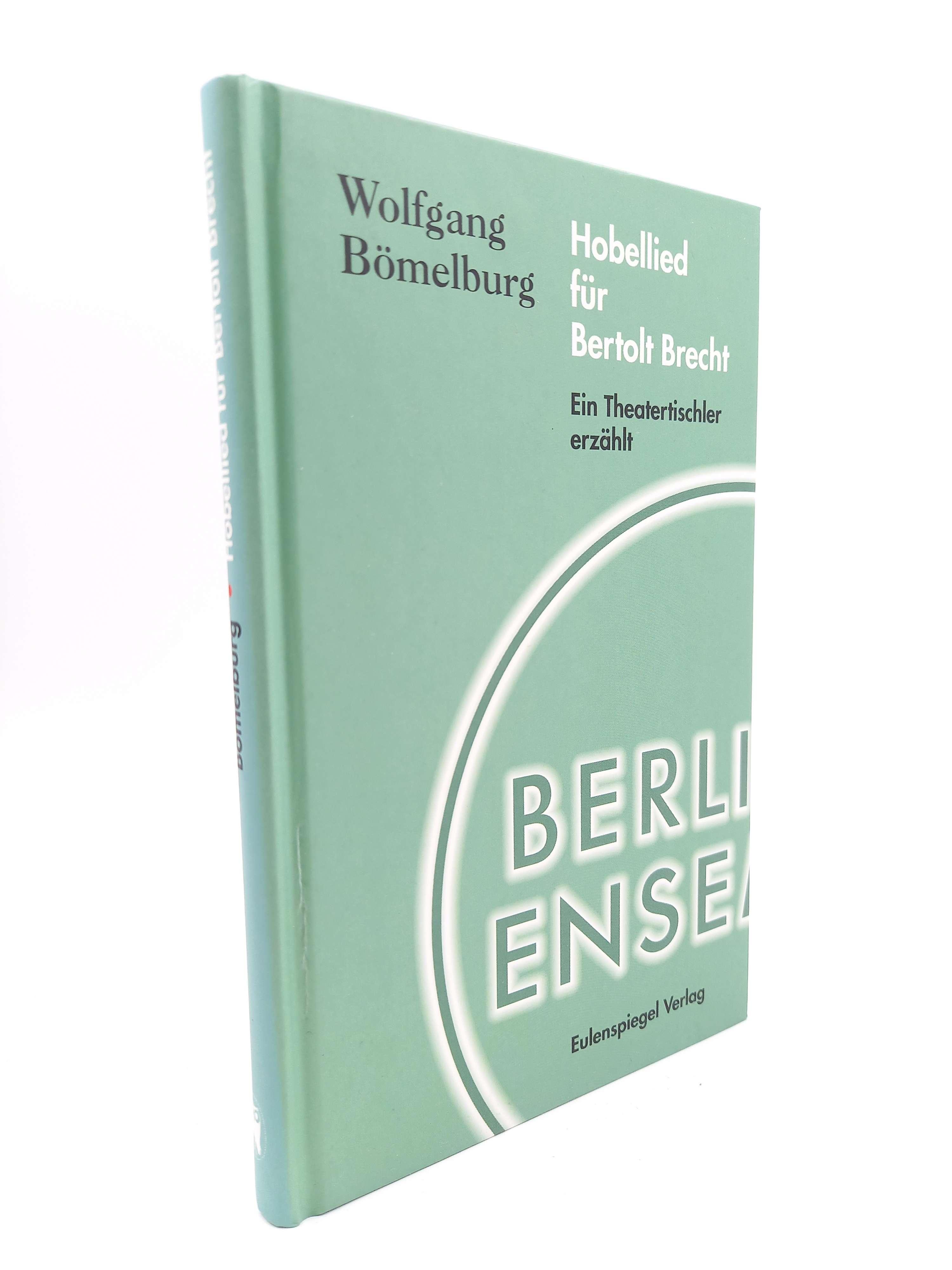 Hobellied für Bertolt Brecht